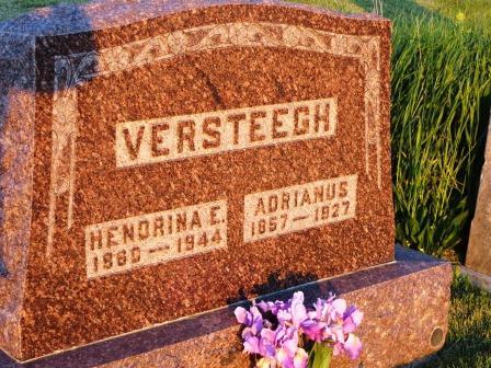 VER STEEGH, HENDRINA - Jasper County, Iowa | HENDRINA VER STEEGH