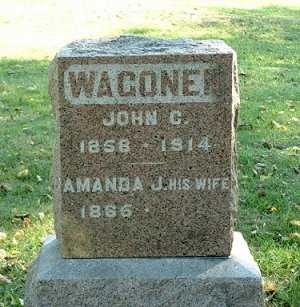 WAGONER, JOHN C. - Jasper County, Iowa | JOHN C. WAGONER