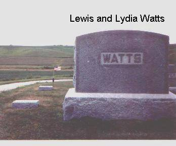 WATTS, LEWIS - Jasper County, Iowa | LEWIS WATTS