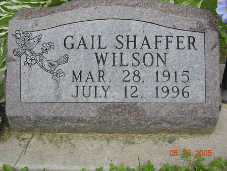 WILSON, GAIL - Jasper County, Iowa | GAIL WILSON