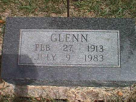 WISGERHOF, GLENN - Jasper County, Iowa | GLENN WISGERHOF