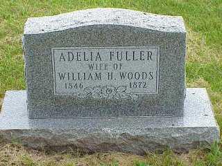 WOODS, ADELIA - Jasper County, Iowa | ADELIA WOODS