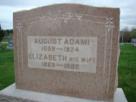ADAMI, AUGUST - Jefferson County, Iowa | AUGUST ADAMI