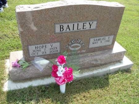 BAILEY, HOPE VICTORIA - Jefferson County, Iowa | HOPE VICTORIA BAILEY