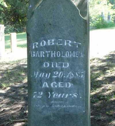 BARTHLOMEW, ROBERT - Jefferson County, Iowa | ROBERT BARTHLOMEW