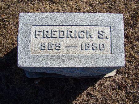 BEATTY, FREDERICK S - Jefferson County, Iowa | FREDERICK S BEATTY