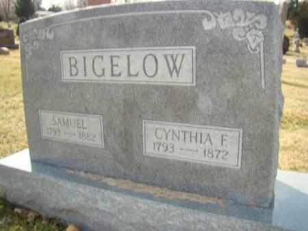 BIGELOW, SAMUEL - Jefferson County, Iowa | SAMUEL BIGELOW