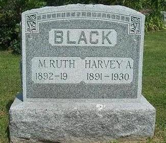 BLACK, MARY RUTH - Jefferson County, Iowa   MARY RUTH BLACK