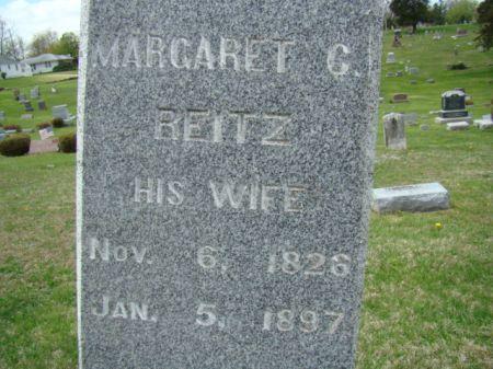 REITZ BLACK, MARGARET C - Jefferson County, Iowa | MARGARET C REITZ BLACK
