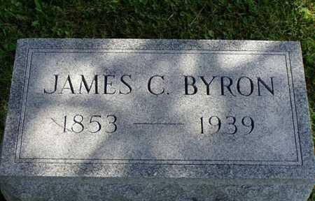 BYRON, JAMES - Jefferson County, Iowa   JAMES BYRON
