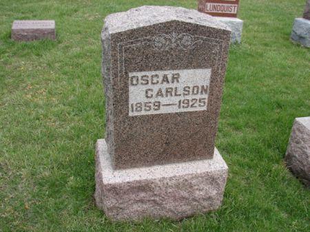 CARLSON, OSCAR - Jefferson County, Iowa | OSCAR CARLSON