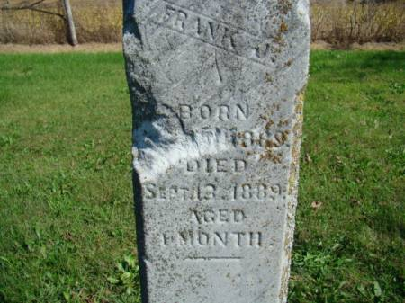 CARPENTER, FRANK J - Jefferson County, Iowa | FRANK J CARPENTER