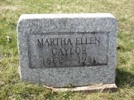 GREESON NELSON, MARTHA ELLEN - Jefferson County, Iowa | MARTHA ELLEN GREESON NELSON