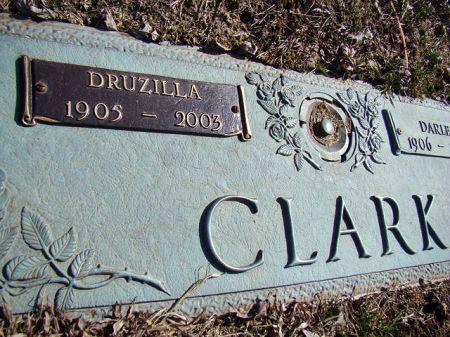 CLARK, DRUZILLA - Jefferson County, Iowa | DRUZILLA CLARK