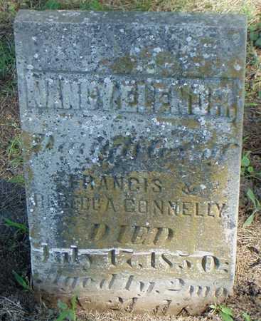 CONNELLY, NANCY ELENOR - Jefferson County, Iowa | NANCY ELENOR CONNELLY