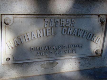 CRAWFORD, NATHANIEL - Jefferson County, Iowa   NATHANIEL CRAWFORD