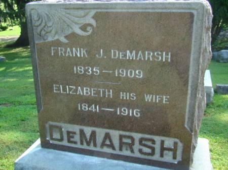 DEMARSH, FRANKLIN J - Jefferson County, Iowa | FRANKLIN J DEMARSH