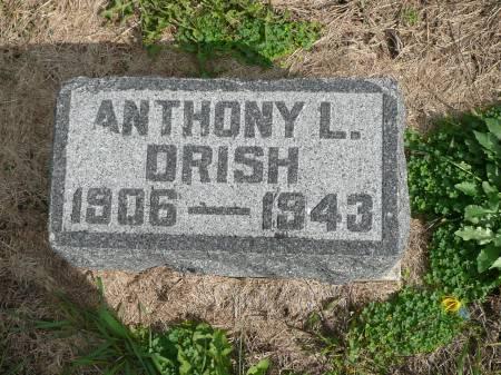 DRISH, ANTHONY L - Jefferson County, Iowa | ANTHONY L DRISH