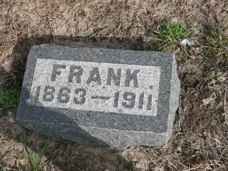 DRISH, FRANK - Jefferson County, Iowa | FRANK DRISH