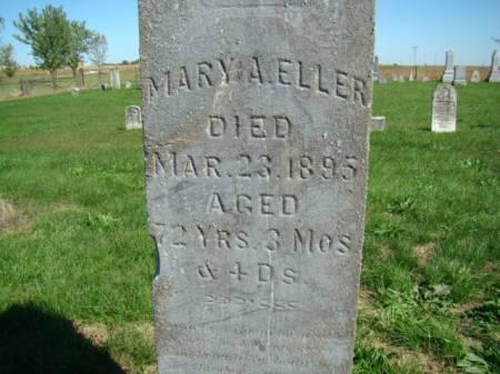 PREST ELLER, MARY A - Jefferson County, Iowa | MARY A PREST ELLER