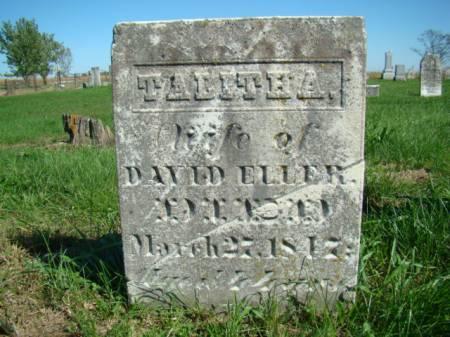 JUDD ELLER, TALITHA - Jefferson County, Iowa | TALITHA JUDD ELLER