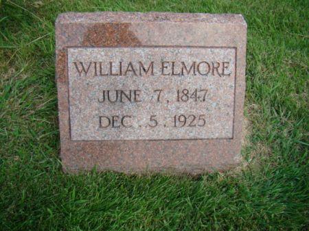 ELMORE, WILLIAM - Jefferson County, Iowa | WILLIAM ELMORE