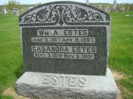 ESTES, WILLIAM A - Jefferson County, Iowa | WILLIAM A ESTES