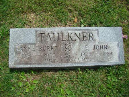 FAULKNER, ANNE - Jefferson County, Iowa   ANNE FAULKNER