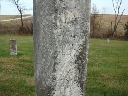 FLINSPACH, ALBERT H - Jefferson County, Iowa | ALBERT H FLINSPACH