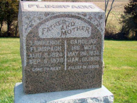 FLINSPACH, LAWRENCE - Jefferson County, Iowa | LAWRENCE FLINSPACH