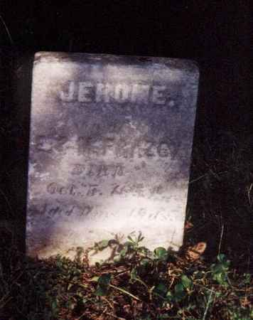 FRAZEY, JEROME - Jefferson County, Iowa | JEROME FRAZEY
