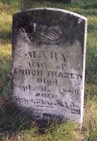 COLLINS FRAZEY, MARY - Jefferson County, Iowa | MARY COLLINS FRAZEY