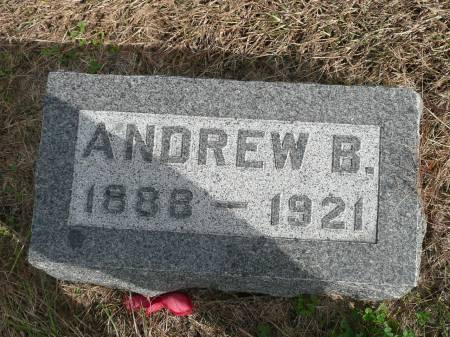 FRITZ, ANDREW B - Jefferson County, Iowa | ANDREW B FRITZ