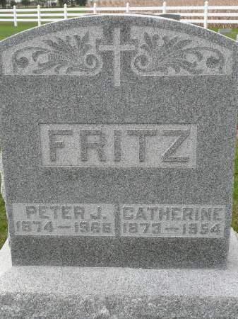 FRITZ, CATHERINE - Jefferson County, Iowa | CATHERINE FRITZ