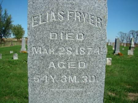 FRYER, ELIAS - Jefferson County, Iowa | ELIAS FRYER