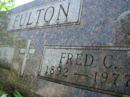 FULTON, FRED C - Jefferson County, Iowa   FRED C FULTON
