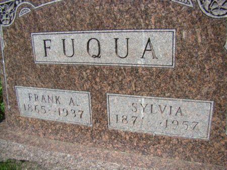 FUQUA, FRANK A - Jefferson County, Iowa   FRANK A FUQUA