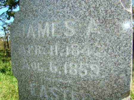 GALLIHER, JAMES A - Jefferson County, Iowa   JAMES A GALLIHER
