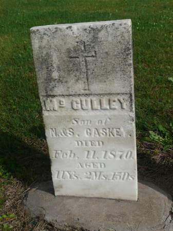 GASKEY (KASKA), MCCULLEY - Jefferson County, Iowa | MCCULLEY GASKEY (KASKA)