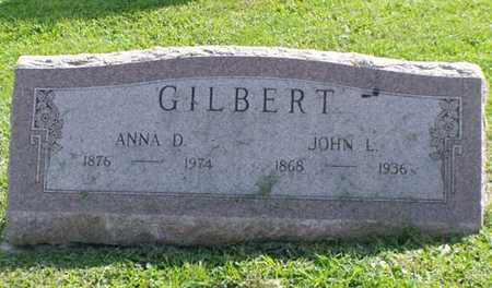 GILBERT, JOHN - Jefferson County, Iowa | JOHN GILBERT