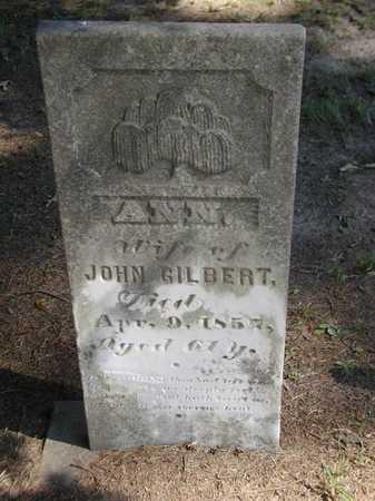 GILBERT, ANN - Jefferson County, Iowa | ANN GILBERT