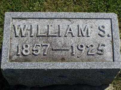 ALLEN, WILLIAM SYLVESTER - Jefferson County, Iowa   WILLIAM SYLVESTER ALLEN