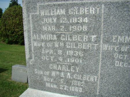 MOORE GILBERT, ALMIRA - Jefferson County, Iowa | ALMIRA MOORE GILBERT
