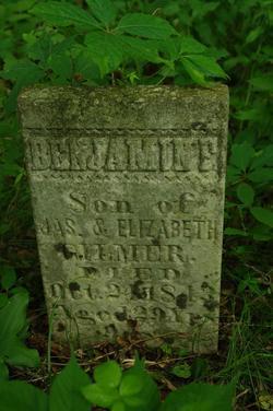 GILMER, BENJAMIN F. - Jefferson County, Iowa | BENJAMIN F. GILMER