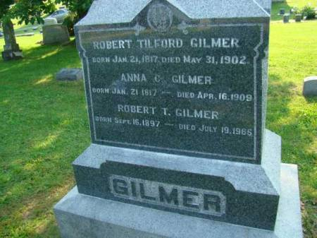 GILMER, ROBERT TILFORD - Jefferson County, Iowa | ROBERT TILFORD GILMER
