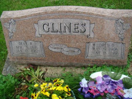 WILSON GLINES, MILDRED D - Jefferson County, Iowa | MILDRED D WILSON GLINES
