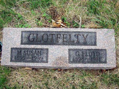 BOLEY GLOTFELTY, MARY SUSAN - Jefferson County, Iowa | MARY SUSAN BOLEY GLOTFELTY