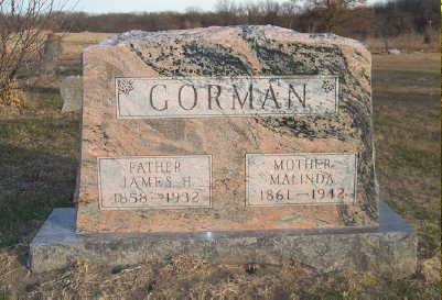 GORMAN, JAMES H. - Jefferson County, Iowa | JAMES H. GORMAN
