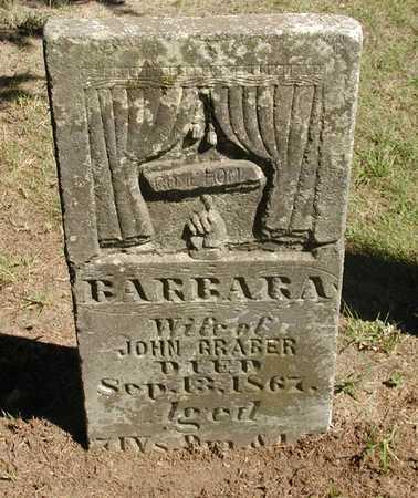 GRABER, BARBARA - Jefferson County, Iowa | BARBARA GRABER
