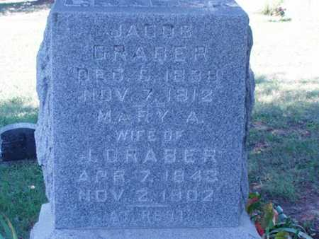 GRABER, JACOB - Jefferson County, Iowa | JACOB GRABER